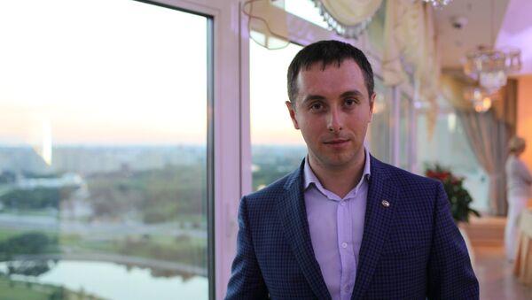 Sergey Semenov, il creatore di KidsDevar - Sputnik Italia