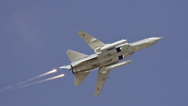 Sukhoi Su-24 - Sputnik Italia