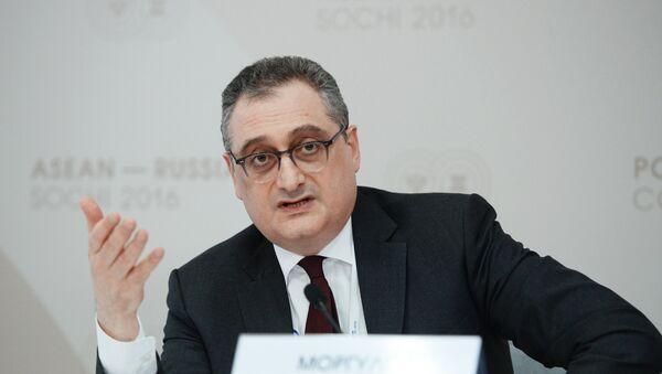 Viceministro degli Esteri russo Igor Morgulov - Sputnik Italia