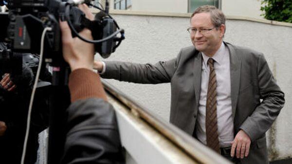 Депутат Европарламента от партии «Национальный фронт» Жиль Лебретон - Sputnik Italia