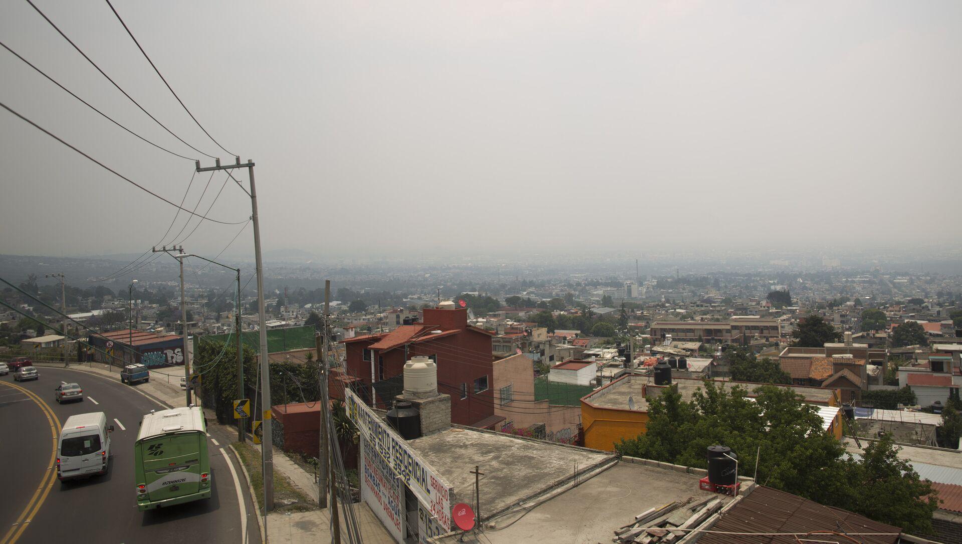 Smog a Città di Messico - Sputnik Italia, 1920, 17.04.2021