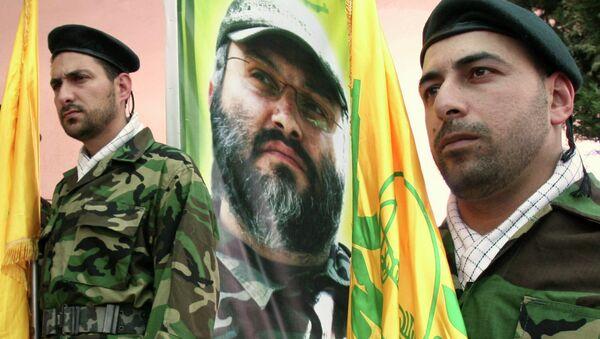 Combattenti di Hezbollah - Sputnik Italia