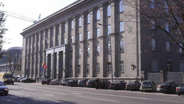Ministero degli Esteri della Lituania - Sputnik Italia