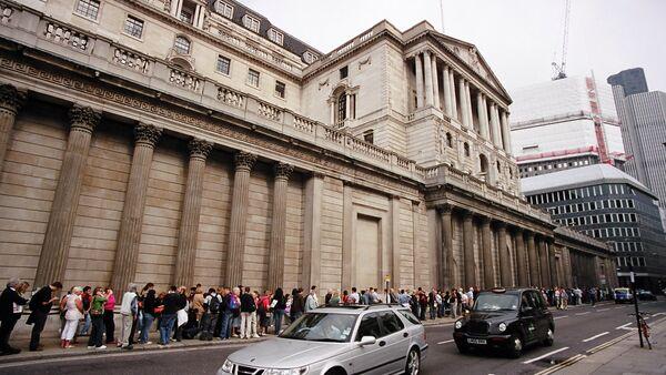 Bank Of England - Sputnik Italia