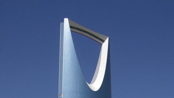 La Royal Tower di Riyad, capitale dell'Arabia Saudita - Sputnik Italia