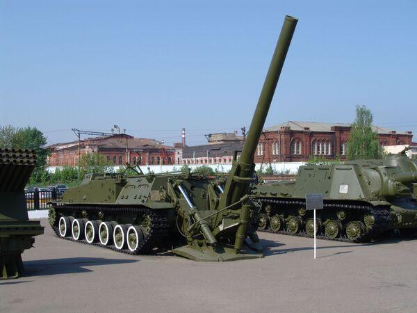 URSS-Russia: mezzi militari straordinari di diverse epoche. - Sputnik Italia