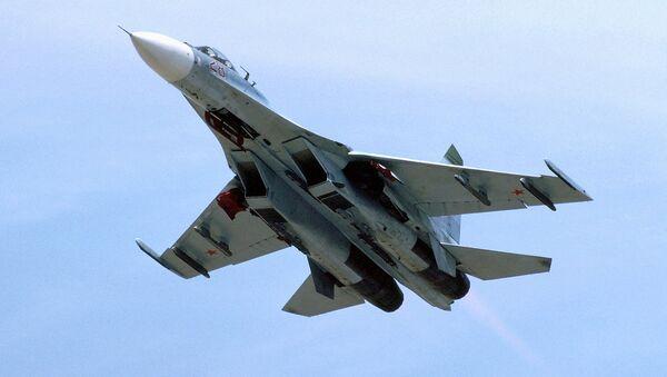 Su-27 - Sputnik Italia