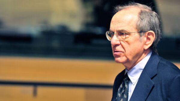 Il ministro dell'Economia Padoan - Sputnik Italia