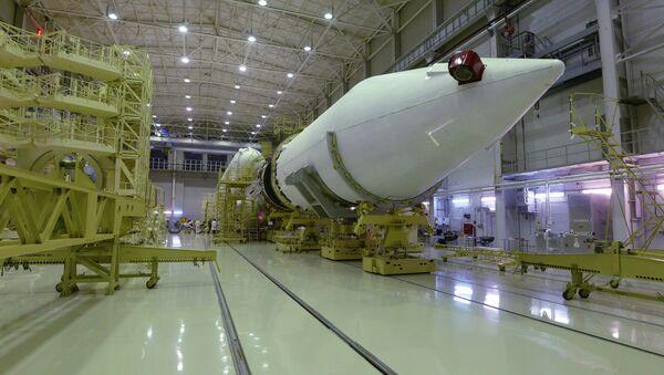 Industria aerospaziale russa - Sputnik Italia