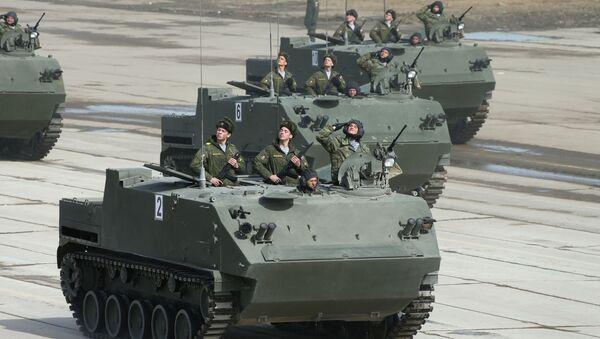 BTR-MD Rakushka - Sputnik Italia