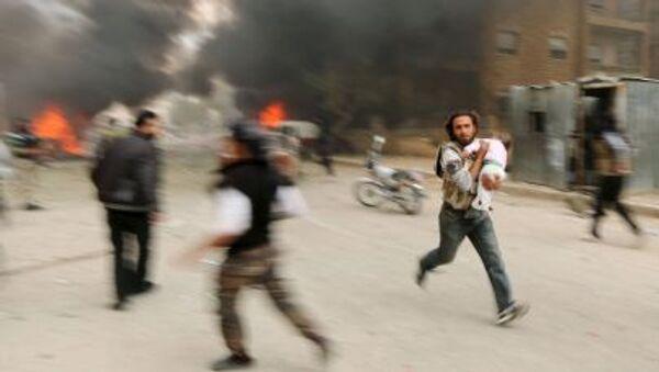 Guerra in Siria - Sputnik Italia