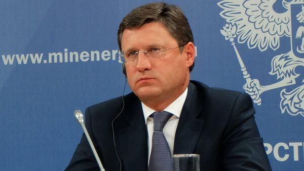 Ministro dell'Energia russo Alexander Novak - Sputnik Italia