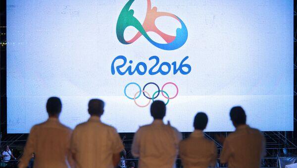 Logo delle Olimpiadi di Rio de Janeiro - Sputnik Italia
