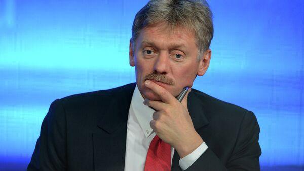 Portavoce del Cremlino Dmitry Peskov - Sputnik Italia