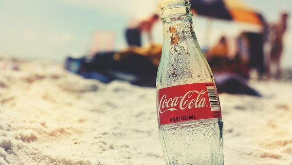 Coca-Cola - Sputnik Italia