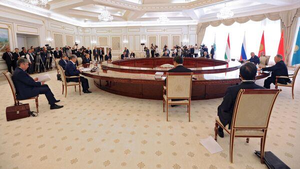 Consiglio dell'Organizzazione di Shanghai per la cooperazione (SCO) - Sputnik Italia