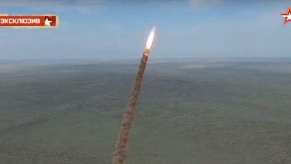 Lancio del nuovo antirazzo russo - Sputnik Italia