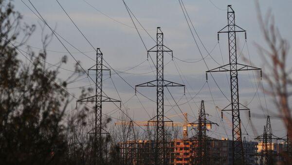 Tralicci della tensione in Ucraina - Sputnik Italia