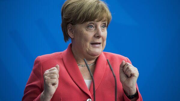 German Chancellor Angela Merkel - Sputnik Italia
