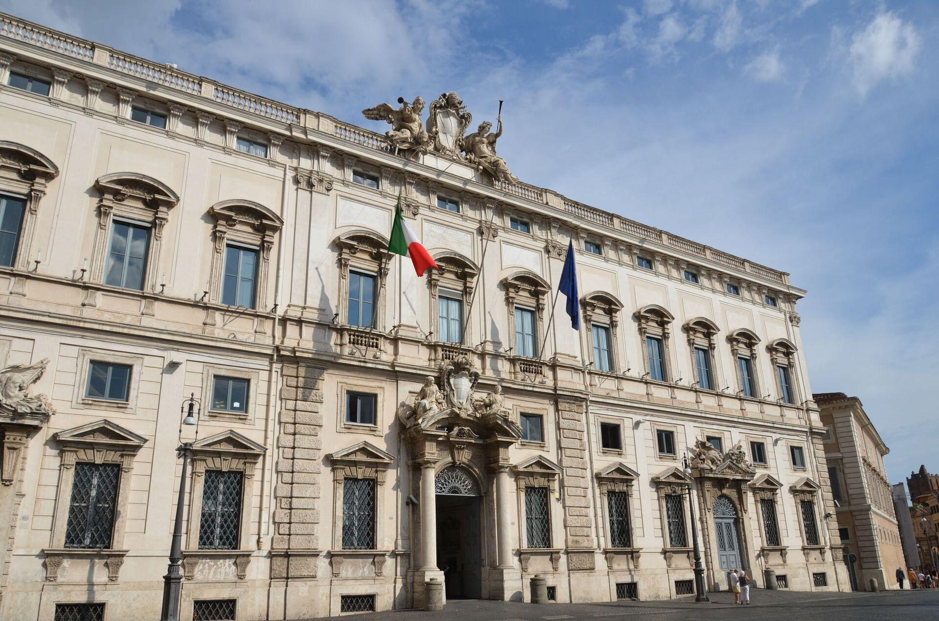 Palazzo della Consulta. - Sputnik Italia, 1920, 23.09.2021