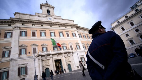 Palazzo Montecitorio - Sputnik Italia
