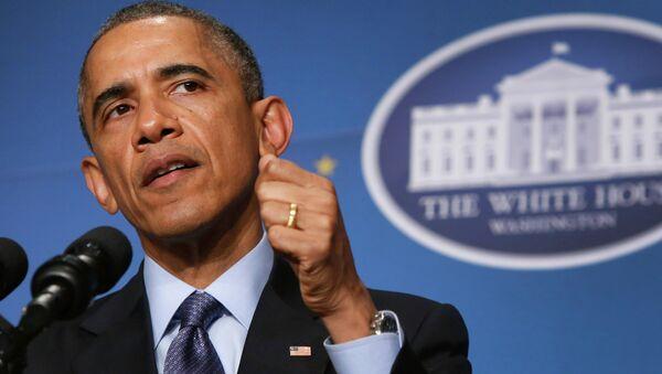 Барак Обама, президент США - Sputnik Italia