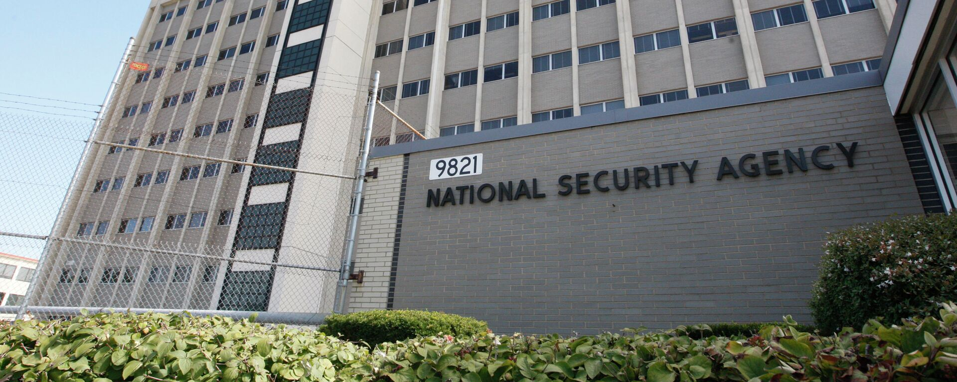 Sede National Security Agency (NSA) - Sputnik Italia, 1920, 31.05.2021