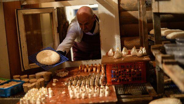 Produttori di formaggio francesi - Sputnik Italia