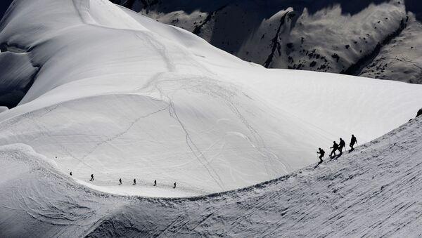 Alpi francesi - Sputnik Italia