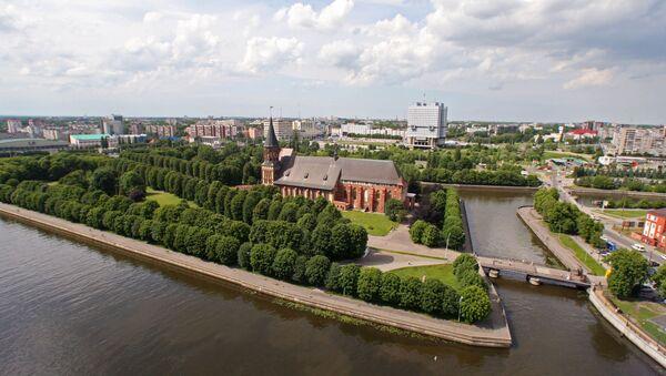 Kaliningrad - Sputnik Italia