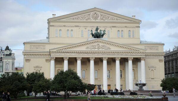 Teatro Bolshoj - Sputnik Italia