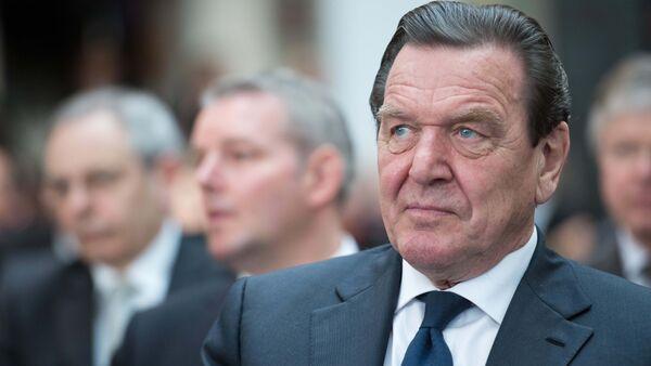 Gerhard Schröder - Sputnik Italia