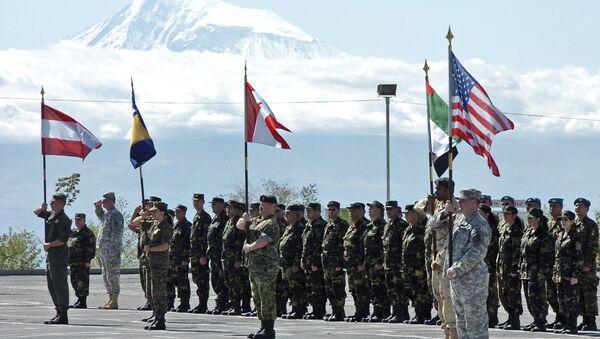 Il partenariato NATO per le manovre della pace - Sputnik Italia