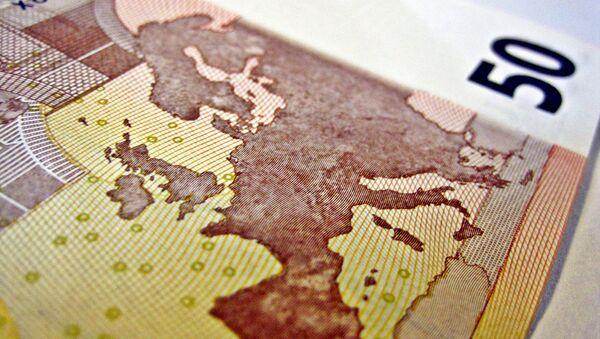 Banconota 50 euro - Sputnik Italia