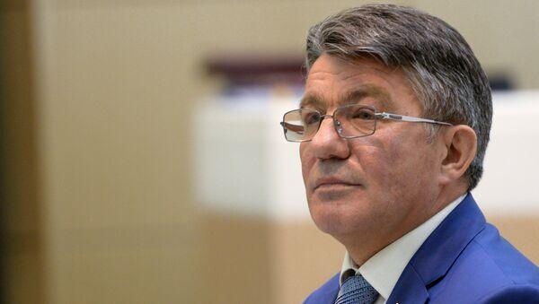 Il capo del Comitato di Difesa del Consiglio della Federazione Russa, Viktor Ozerov - Sputnik Italia