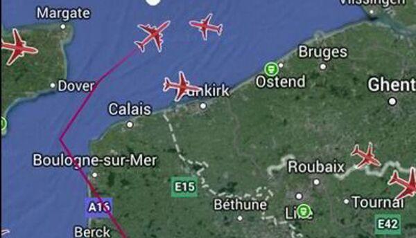 Boeing C-135 flight - Sputnik Italia