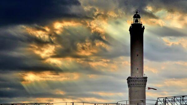 Veduta della lanterna di Genova - Sputnik Italia