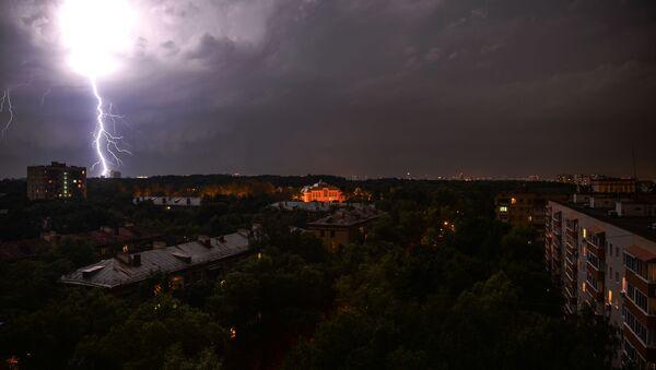Mosca dopo la tempesta. - Sputnik Italia