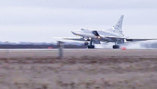 Tupolev Tu-22 M3 - Sputnik Italia