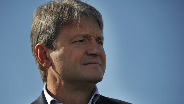 The governor of Krasnodar Krai, Alexander Tkachev, thinks that the statements of European politicians who have called for sanctions against sporting events being held together with Russia are ludicrous - Sputnik Italia