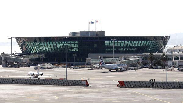 L'aeroporto di Nizza - Sputnik Italia