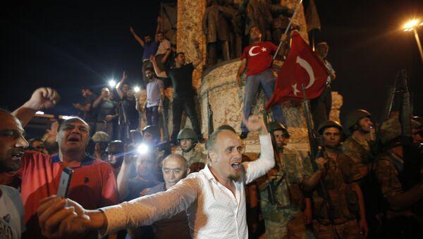 Colpo di stato in Turchia - Sputnik Italia