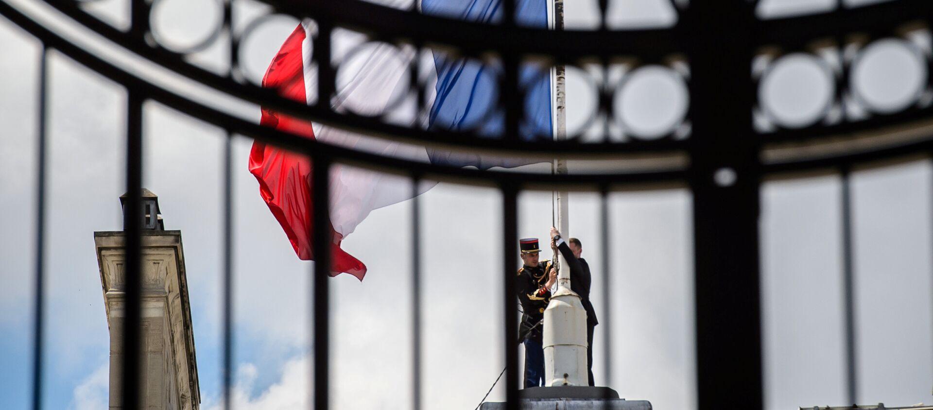 La bandiera della Francia - Sputnik Italia, 1920, 26.03.2021