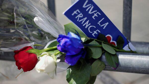 Commemorazione delle vittime dell'attentato a Nizza - Sputnik Italia
