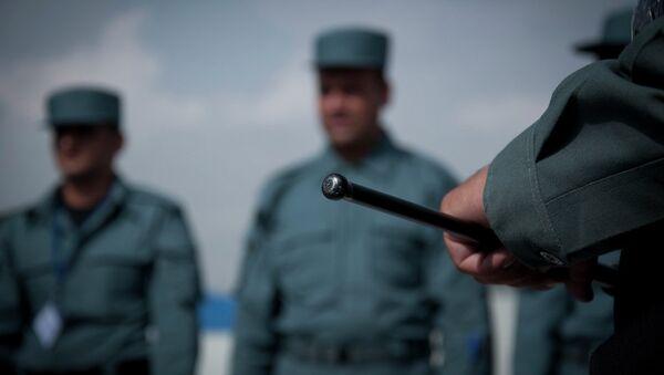 Polizia afgana - Sputnik Italia