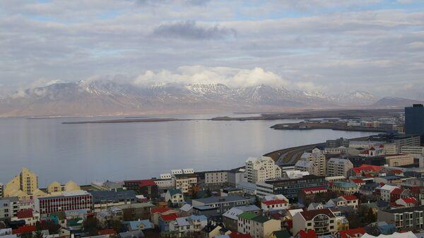 Reykjavík, Islanda - Sputnik Italia