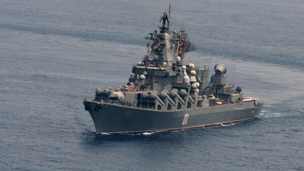 Russia's guided-missile cruiser Varyag - Sputnik Italia