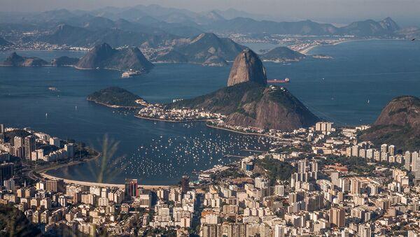 Rio de Janeiro - Sputnik Italia