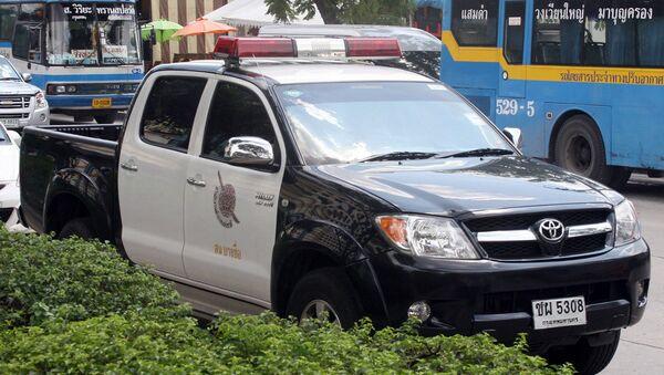 Royal Thai Police - Sputnik Italia