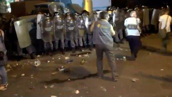 Le proteste in Armenia - Sputnik Italia